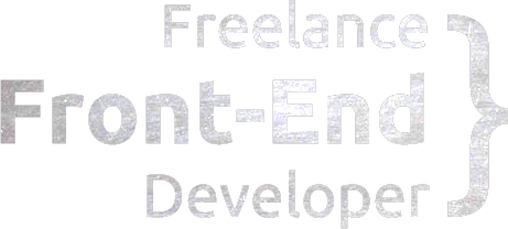 Freelance Front-End Developer