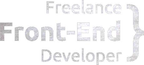 Freelance Front-End Developer